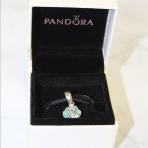 Pandora little mermaid charm